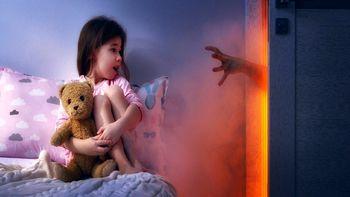 چراا کودکان کابوس میبینند؟
