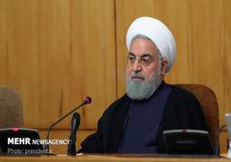 روحانی: امروز مردم ما از شش ماه  پیش آرامش بهتری دارند و نسبت به آینده کشور امیدوارترند/ظرفیت فشار آمریکا به پایان رسیده است +فیلم