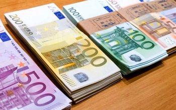 قیمت یورو امروز سه شنبه 99/05/28