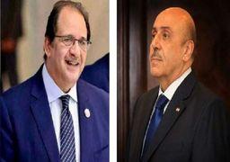 دیدار مقامات امنیتی سوریه و مصر