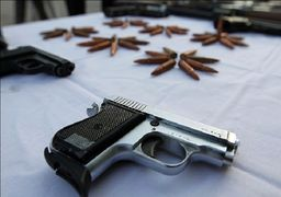 کشف سلاح غیرمجاز در ماهشهر