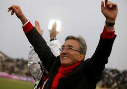 رکورد بینظیر برانکو در لیگ برتر