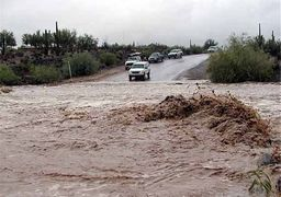 احتمال وقوع سیلاب در مازندران