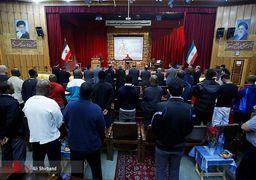 برگزاری جشن کریسمس در زندان اوین + عکس