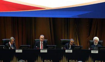 اتحاد ایران، قطر، ترکیه و مالزی علیه تحریمهای اقتصادی