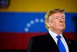 آمریکا باز ونزوئلا را تحریم کرد