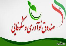 آمادگی صندوق نوآوری برای کمک به راهاندازی صندوق پژوهش و فناوری استان البرز