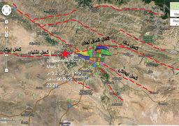 برج های اصلی تهران «دقیقا» روی گسل ها بنا شده است!