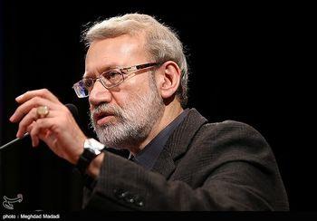 لاریجانی: آمریکا تروریست اقتصادی است