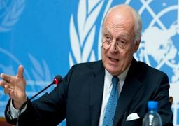 دیمیستورا: برای تدوین قانون اساسی سوریه به تلاشهای ماراتنی نیاز داریم
