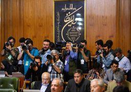 قرائت آرا اعضای شورای شهر برای انتخابات شهردار تهران+فیلم