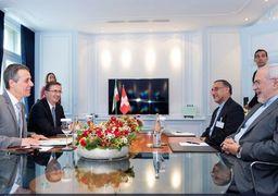 ظریف: درباره برجام با سوئیس اشتراک نظر داریم