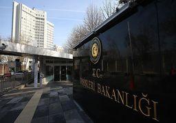 سفیر اسرائیل از ترکیه اخراج شد