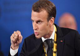 کاهش شدید محبوبیت «امانوئل مکرون» در فرانسه