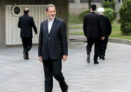 جهانگیری: اگر نجفی نمیخواست، هیچکس نمیتوانست او را وادار به استعفا کند