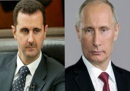 الحیات مدعی شد؛ افزایش قابل توجه بیاعتمادی ایران و بشاراسد نسبت به پوتین