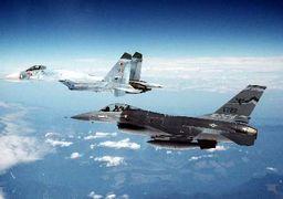 ماجرایی تقابل مسلح سوخو 27 روسی با اف 16 آمریکایی چه بود؟