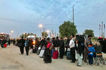 امسال اربعین حدود ۳ میلیون زائر وارد عراق می شوند
