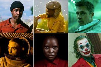 برترینهای سینمای جهان در سال 2019