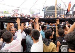 تصاویر مراسم «یوم علی» در پاکستان