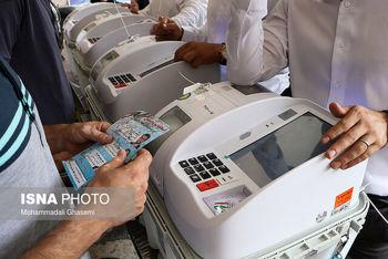 تعداد شرکت کننده در انتخابات شورایاری