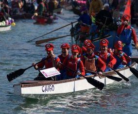 تصاویر جشنواره سنتی قایقهای ونیز