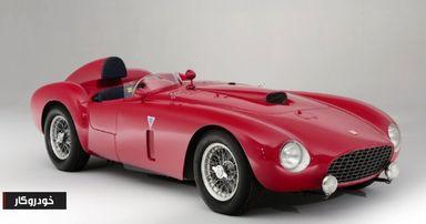7) Ferrari 375-Plus Spider Competizione