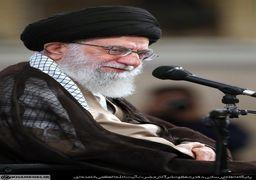 تصاویر دیدار کارکنان مجلس شورای اسلامی با رهبر معظم انقلاب