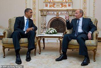 اوباما از اولین دیدارش با پوتین چه خاطراتی دارد؟