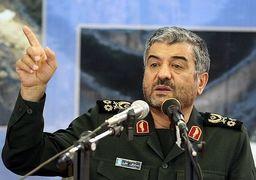 واکنش فرمانده کل سپاه به ادعای مشارکت ایران در حمله موشکی به عربستان