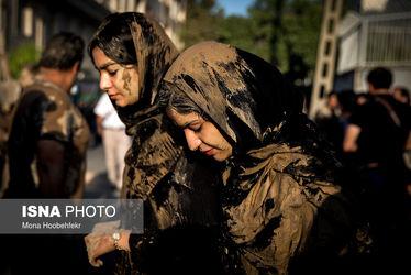 مراسم «گلمالی» لرستانیها در خرمآباد و تهران