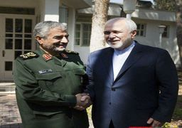 ظریف: نمیگذاریم قلدران قانونشکن با ایجاد بیثباتی میراث سپاه را از میان ببرند