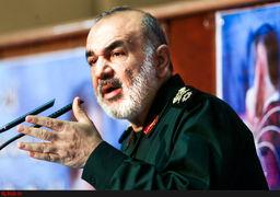 سخنان قابلتامل فرمانده کل سپاه؛ امنیت در لولههای تفنگ نیست، بلکه با پیشرفت و توسعه گره خورده است