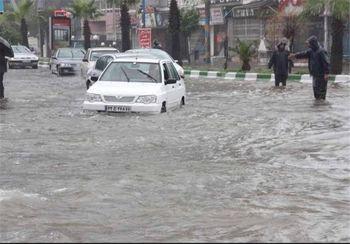 هشدار دوباره سیلاب در مازندران