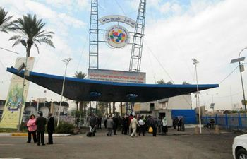 اصفهان، برگزار کننده نخستین نمایشگاه صنعت ساختمان در بغداد