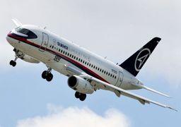 تحویل به موقع هواپیماهای سوخو به ایران