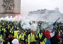فراخوان جدید جلیقهزردها برای اعتراضات