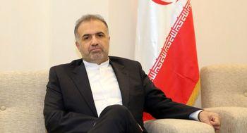 سفیر ایران: ما از آقای پوتین قدردانی میکنیم