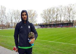 حمایت رسانه ایی از پسر عابدزاده برای حضور در جام جهانی