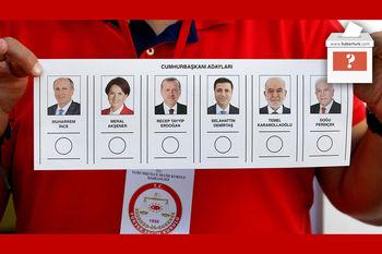6 نامزد انتخابات ریاست جمهوری ترکیه چه کسانی هستند؟