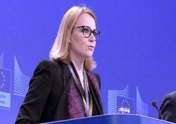 سخنگوی موگرینی: مذاکرات ایران و کشورهای حاضر در برجام ادامه دارد