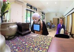 وقتی مراسم ترحیم را رباتها برگزار می کنند! +عکس