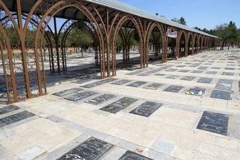 هدیه ویژه شهرداری قزوین به خبرنگاران: قبر رایگان!