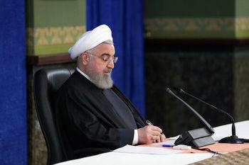 پیام روحانی به رئیس جمهور لبنان