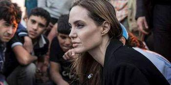 واکنش آنجلینا جولی به اعتراضات آمریکا