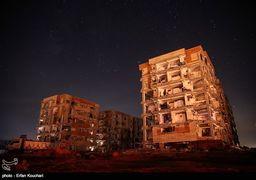 پرسه شبانه دزدها در مناطق زلزله زده کرمانشاه