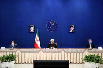 اظهارات مهم روحانی درباره حادثه ناو ارتش، برکناری وزات صمت و سهام عدالت