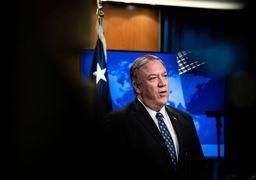 انتقاد پمپئو از ملاقات اخیر سناتورها با ظریف