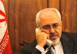گفتوگوی تلفنی ظریف و اسماعیل هنیه