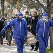 گزارش تصویری تشییع پیکر نماینده تهران که بر اثر کرونا درگذشت
